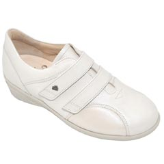 Finn Comfort Luttich Leather Shell Shoes