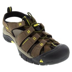 Keen Newport H2 Dark Earth/Acacia Sandals