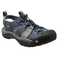 Keen Uneek Gray/Gargoyle Sandals