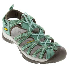 Keen Whisper Malachite/Silver Birch Sandals