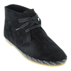 Aetrex Addison Leather Black Boots