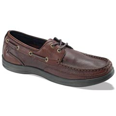 Aetrex Justin Leather Brown