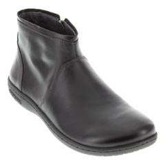Birkenstock Bennington 2 Leather Black Boots