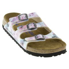 Birkenstock Florida Birko-Flor Soft Fb Rose Sandals