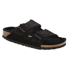 Birkenstock Arizona Suede Black