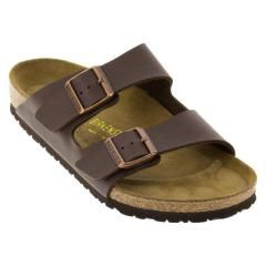 Birkenstock Arizona Birko-Flor Brown Shimmer