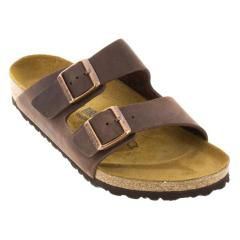 Birkenstock Arizona Leather Habana