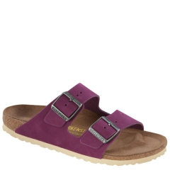 ARIZONA NUBUCK MAGENTA PURPLE