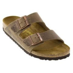 Birkenstock Arizona Leather Tobacco
