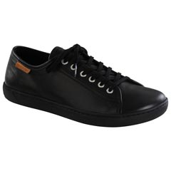 ARRAN LEATHER black