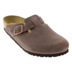Birkenstock Boston Leather Habana