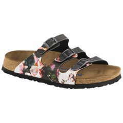 Birkenstock Florida Birko-Flor Soft Fb Multi Sandals