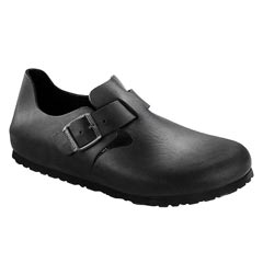 Birkenstock London Leather Black