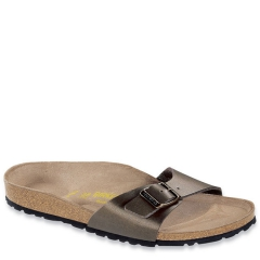 BIRKENSTOCK MADRID BIRKO-FLOR BROWN