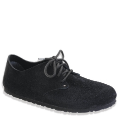 MAINE SUEDE BLACK