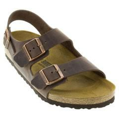 Birkenstock Milano Leather Habana