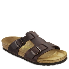 BIRKENSTOCK RIVA LEATHER HABANA