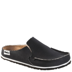 SKIPPER CANVAS BLACK