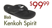 Kenkoh Spirit Black