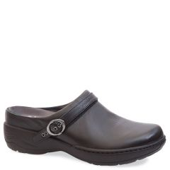 ALLISON LEATHER BLACK
