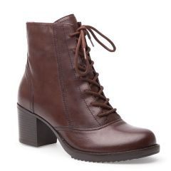 Dansko Ames Antiqued Calf Leather Brown Boots