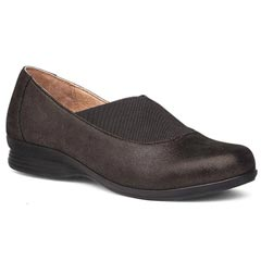 Dansko Ann Suede Black Shoes