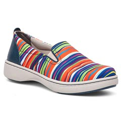 Dansko Belle Canvas Multi Shoes