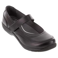 Dansko Edith Leather Black Shoes