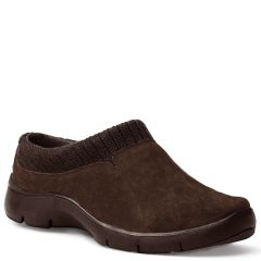 Dansko Emily Suede Brown Shoes