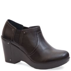 FLORENCE LEATHER BLACK