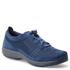 HELEN SUEDE Dark Blue