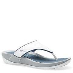 Dansko Katy 2 Smooth Leather White Sandals