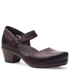 MAKENNA FULL GRAIN LEATHER Brown