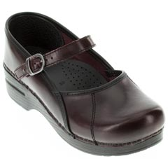 Dansko Marcelle Cabrio Leather Cordovan