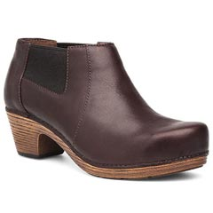 Dansko Marilyn Leather Chocolate Boots
