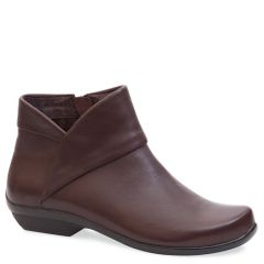 ONA LEATHER BROWN