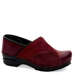PATCHWORK PRO LEATHER CRANBERRY