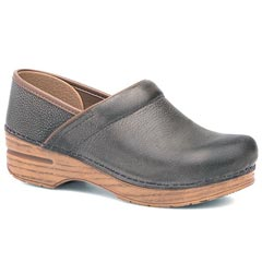 Dansko Professional Leather Stone Clogs
