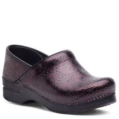 Dansko Professional Patent Leather Wine Clogs