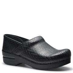 PROFESSIONAL LEATHER Black Woven