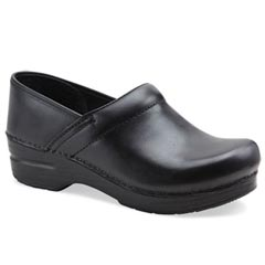Dansko Professional Leather Ebony