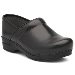 Dansko Pro Xp Leather Grey Clogs