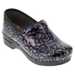 Dansko Pro X P Patent Leather Multi Clogs