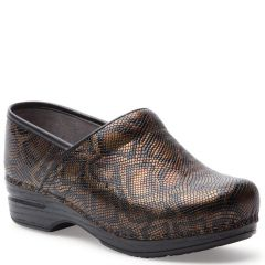Dansko Pro Xp Patent Leather Multi Clogs