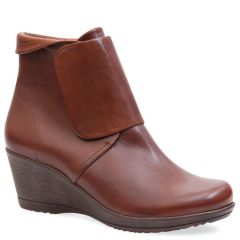 ROMY LEATHER BROWN