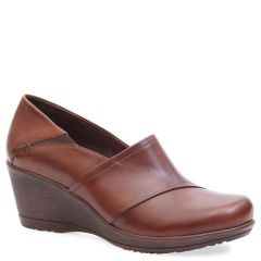 ROSALINE LEATHER BROWN