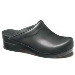 Dansko Sonja Cabrio Leather Black
