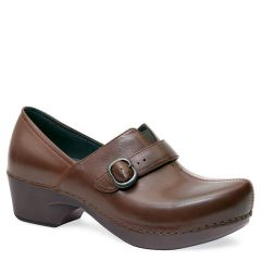 TAMARA FULL GRAIN LEATHER chocolate