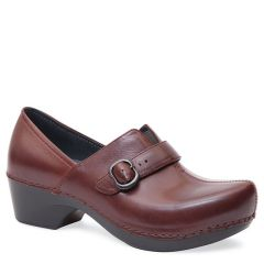 TAMARA LEATHER cordovan