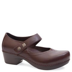 TANDY LEATHER BROWN